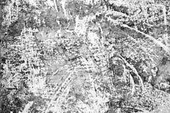 Fundo obsoleto da textura do muro de cimento Superfície afligida da pedra Foto de Stock