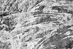 Fundo obsoleto da textura do muro de cimento Superfície afligida da pedra Foto de Stock Royalty Free