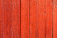 Fundo obsoleto vermelho velho natural da placa de madeira fotografia de stock royalty free