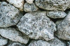 Fundo ou textura de pedra cinzenta Foto de Stock