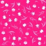 Backgroung floral ilustração stock
