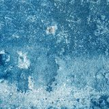 Fundo ou textura velha da parede da cor Imagens de Stock