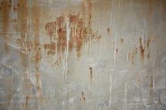 Fundo oxidado abstrato da textura do metal Imagem de Stock Royalty Free