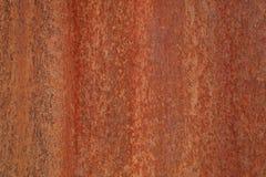 Fundo oxidado da placa Foto de Stock