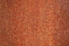 Fundo oxidado da placa Fotografia de Stock