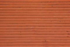 Fundo oxidado da porta do rolo. Foto de Stock