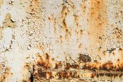 Fundo oxidado de Grunge Imagem de Stock Royalty Free
