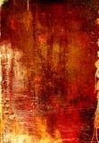 Fundo oxidado de Grunge ilustração do vetor