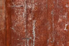 Fundo oxidado do grunge com espaço para o texto ou a imagem Imagem de Stock