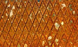 Fundo oxidado do metal do grunge velho abstrato Foto de Stock Royalty Free