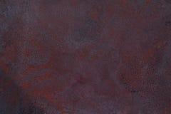 Fundo oxidado velho do ferro Corrosão do metal imagem de stock