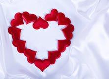 Fundo para o dia do Valentim Imagem de Stock Royalty Free