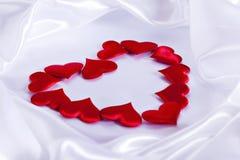 Fundo para o dia do Valentim Foto de Stock Royalty Free
