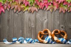 Fundo para Oktoberfest Fotografia de Stock Royalty Free