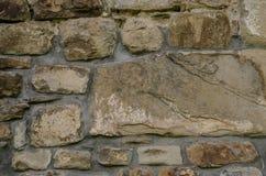 Fundo Parede de pedra Imagem de Stock