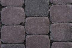Fundo Pedra de pavimentação Textura sem emenda de Tileable imagens de stock