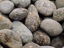 Fundo pequeno das pedras Fotografia de Stock