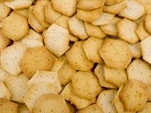 Fundo picante dos biscoitos. Imagem de Stock Royalty Free