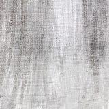 Fundo pintado à mão cinzento textured sumário da lona imagens de stock