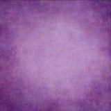 Fundo pintado à mão violeta abstrato do vintage foto de stock royalty free