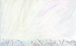 Fundo pintado artístico Imagens de Stock Royalty Free