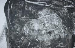 Fundo pintado cinzento Imagens de Stock Royalty Free