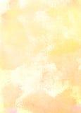 Fundo pintado colorido abstrato claro da aquarela do escape fotos de stock