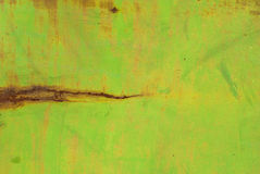 Fundo pintado da textura da superfície do ferro imagem de stock