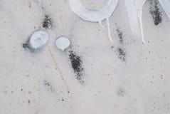 Fundo pintado da textura da superfície do ferro foto de stock royalty free