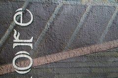 Fundo pintado e cópia envelhecido Fotografia de Stock
