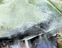 Fundo pintado sumário Fotografia de Stock