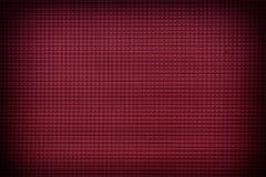 Fundo plástico vermelho fotografia de stock royalty free
