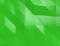 Fundo poligonal abstrato Imagens de Stock