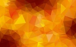 Fundo poligonal abstrato, Fotos de Stock