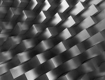 Fundo poligonal abstrato Foto de Stock