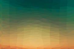 Fundo poligonal do mosaico Fotos de Stock