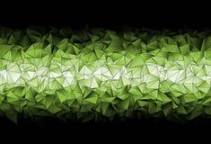 Fundo poligonal Textura triangulated abstrata Foto de Stock Royalty Free