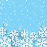 Fundo por o Natal e o ano novo Fotografia de Stock