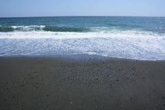 Fundo/praia Fotos de Stock Royalty Free