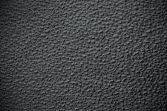 Fundo preto da textura de matéria têxtil Imagens de Stock Royalty Free