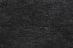 Fundo preto de madeira da tabela, opinião superior da textura escura, espaço l cinzento imagens de stock royalty free