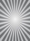 Fundo preto do sunburst ilustração do vetor