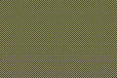 Fundo preto e amarelo do tabuleiro de damas - ilustration do vetor - EPS 10 ilustração stock