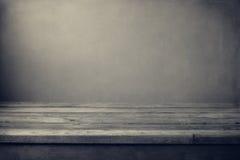 Fundo preto e branco de Grunge Fotos de Stock