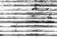 Fundo preto e branco de madeira no estilo do grunge, fundo de madeira da textura, superfície estruturada, contexto natural com na Foto de Stock Royalty Free
