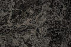 Fundo preto natural da parede de pedra ou fundo da textura para dentro Fotos de Stock Royalty Free