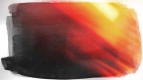 Fundo projetado da textura do filme com grão pesada Foto de Stock Royalty Free