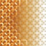 Fundo quadrado abstrato Imagens de Stock
