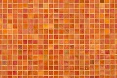 Fundo quadrado abstrato do mosaico do pixel Imagens de Stock