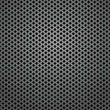 Fundo quadrado abstrato - furos cruciformes Fotografia de Stock Royalty Free